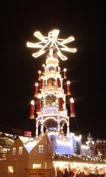 Christmasmarket in Cassel